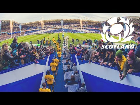Scotland v Australia | Story of the Day