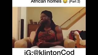 Funny morning devotion- KlintonCod Comedy