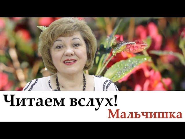 Изображение предпросмотра прочтения – ЕленаМазурина читает произведение «Мальчишка» К.Я.Ваншенкина