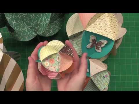 Make your own Paper Globe