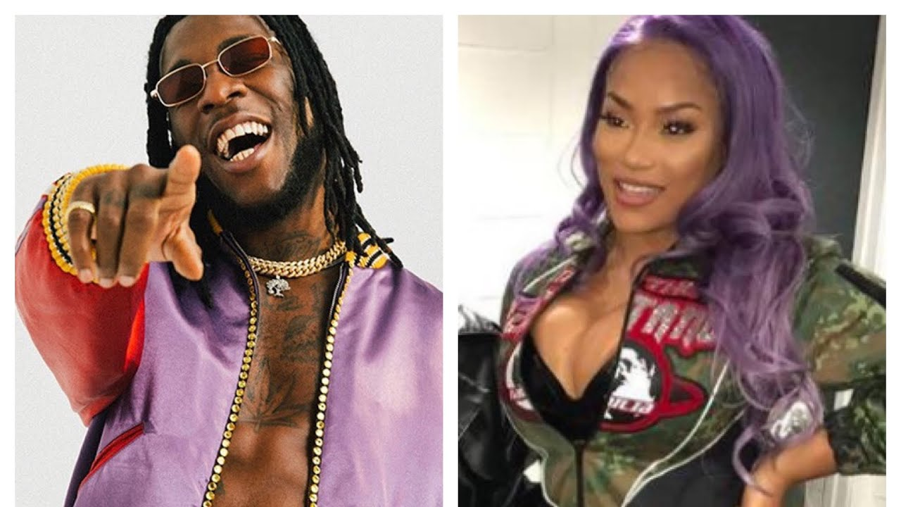 Burna Boy reveals he is in a relationship with Stefflon Don