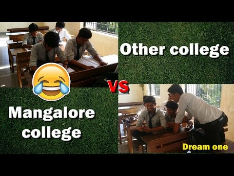 mangalore college vs other college