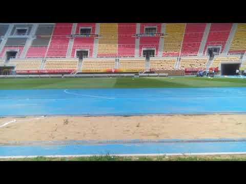 Skopje Stadium, Athletic Practice 3