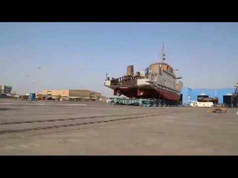 Facilities Review of Zamil Shipyards