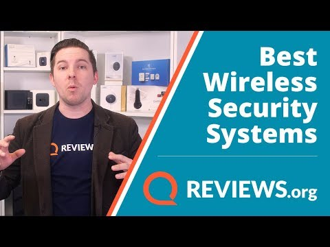 The Best Wireless Security Systems of 2018