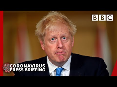Covid: Boris warns he may 'need to intervene' on Manchester 🔴 @BBC News LIVE - BBC
