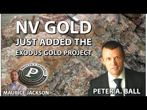 NV Gold | Just Added the Exodus Gold Project