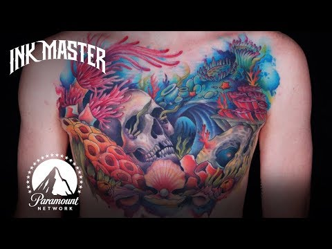 Best Tattoos Of Ink Master (Season 8)