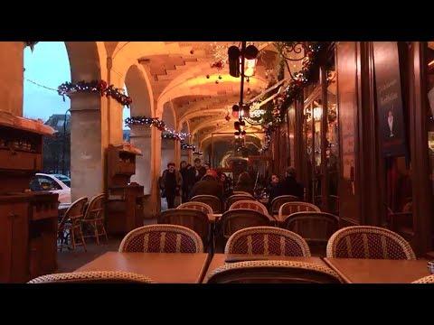 Ep 02 Post-Tour Café Chat - Ma Bourgogne (Place des Vosges)