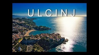 ULCINJ Stari Grad Mala i Velika Plaza Ada Bojana Crna Gora - Montenegro HD -