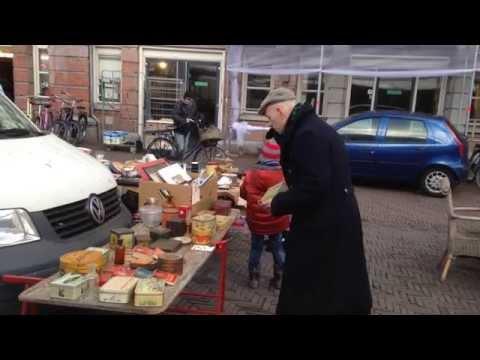 Flea Market Minute S3 EP 7 - Amsterdam