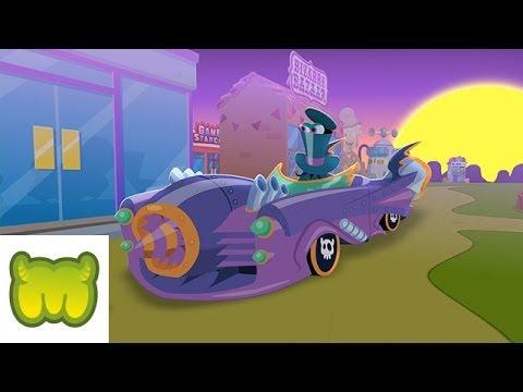 Moshi Monsters - Dr. Strangeglove's Music Video - Free Online Virtual Pet