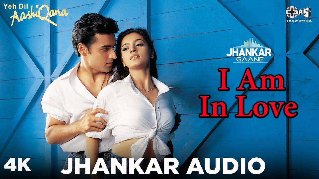 I Am In Love Yeh Dil Aashiqana Kumar Sanu Alka Yagnik Karan Nath Jividha Latest Jhankar Mix Youtube