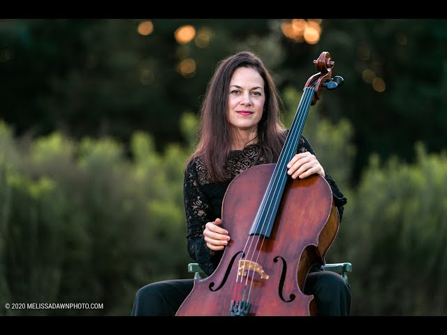 SMSS Concert #7 - BACH III: Rebecca Gilmore plays Bach Cello Suites No. 1 & 3