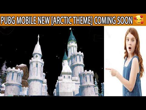 PUBG MOBILE  NEW ARCTIC THEME/WINTER MODE/LATEST UPDATE[SEASON 16]