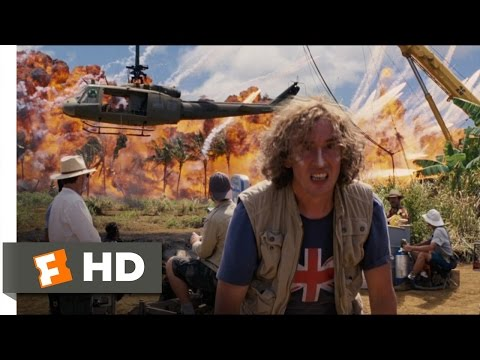 Tropic Thunder (3/10) Movie CLIP - Epic Explosion (2008) HD