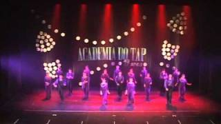 Begin the Beguine - Academia do Tap 2010