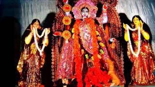 A popular Kali puja of Barrackpore, India