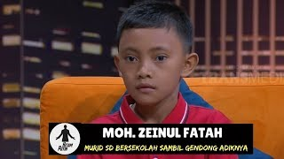 Video VIRAL Bocah SD Bersekolah Sambil Gendong Adik | HITAM PUTIH (09/10/18) 1-4 download MP3, 3GP, MP4, WEBM, AVI, FLV Oktober 2018
