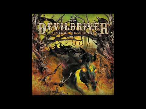 DevilDriver - The Man Comes Around [HQ Stream New Song 2018]
