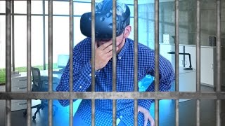 ESTOY ATRAPADO Y VOY A MORIR !! SCAPE ROOM VR (HTC VIVE) - ElChurches