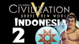 Civilization 5: Indonesia / Archipelago - #2