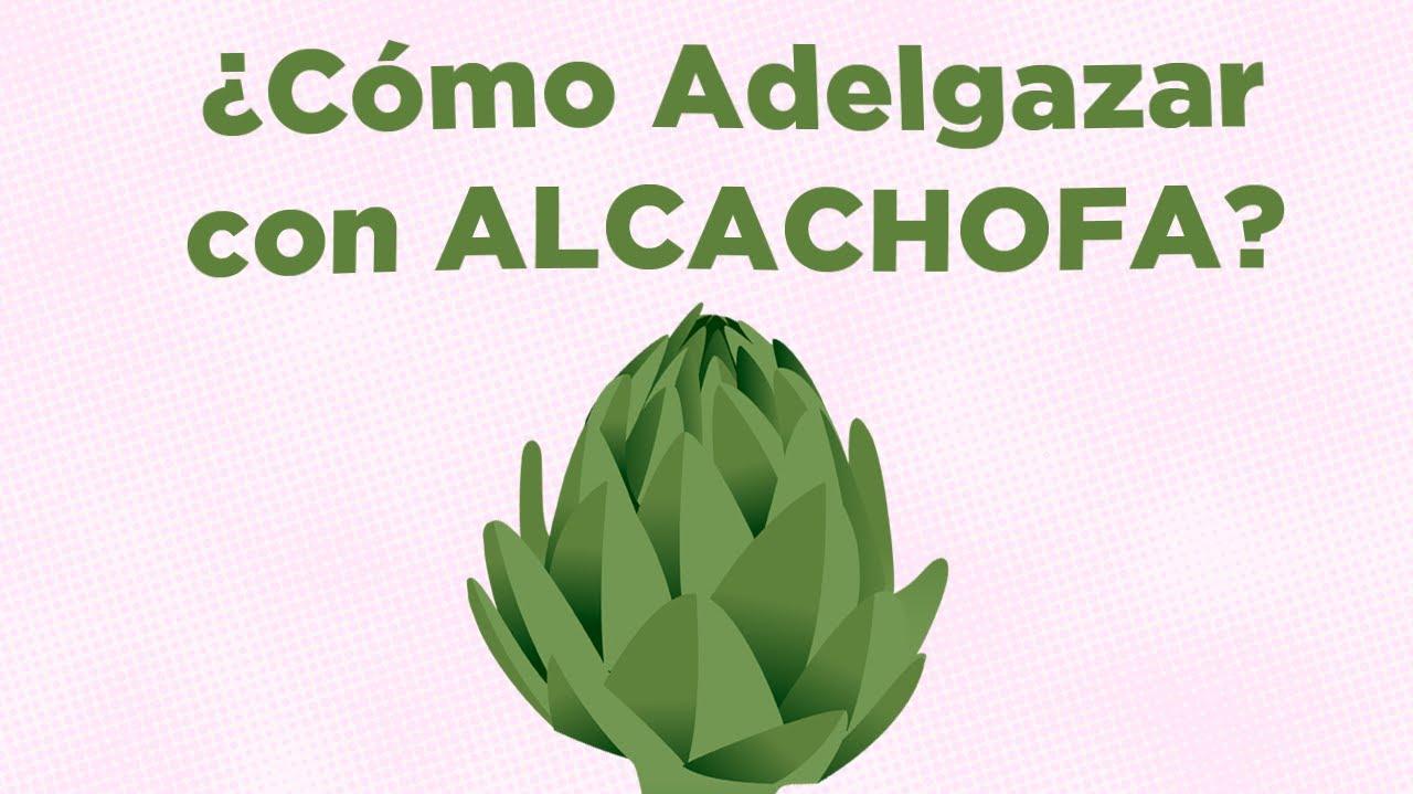 Como hacer infusion de alcachofa para adelgazar