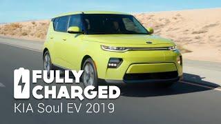 KIA Soul EV 2019 | Fully Charged thumbnail