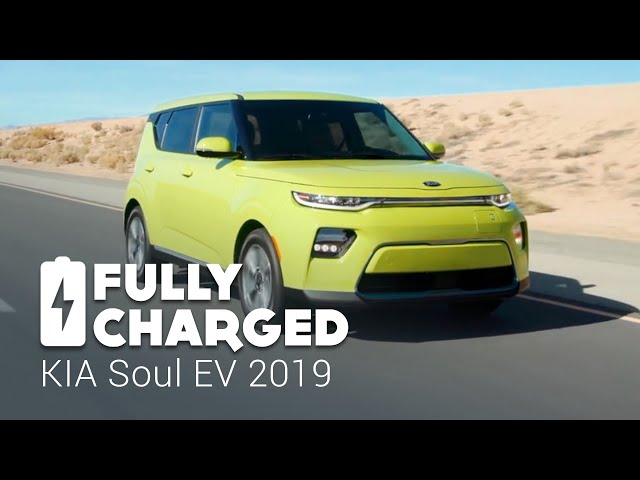 KIA Soul EV 2019 | Fully Charged