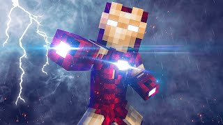 Minecraft: ORESPAWN #10 - IRON MAN? ‹ AMENIC ›