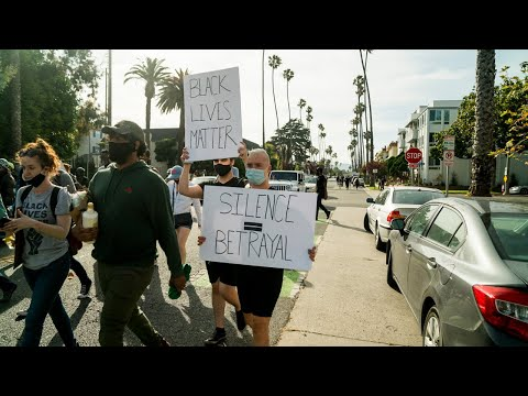 Long Beach Destroyed By Looters! - Los Angeles Protests Turn