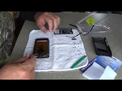 How to Replace Droid Mini Battery EG30 - Full Length Video - Actual Time