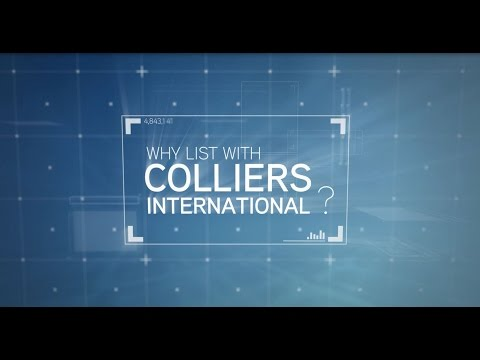 Why list your property with Colliers International?