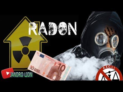 EL RADÓN, responsable de 2000 muertes al año. PRESENTAMOS A LA ASOCIACIÓN AECLI. Jandro Lion.