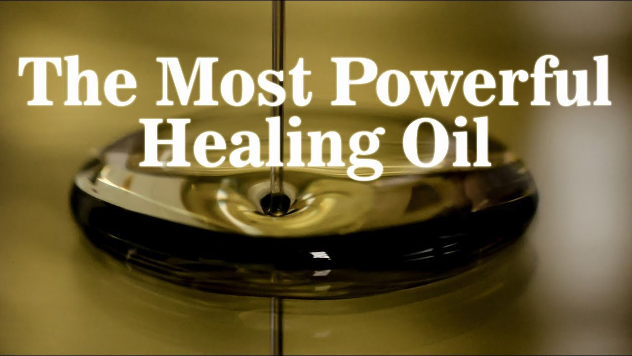 The Most Powerful Healing Oil - Canadian Healing Oil - The Miracle Medicine