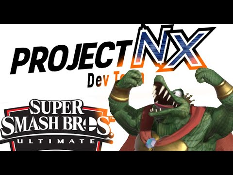 PROJECT ULTIMATE (Project NX) First Trailer - Amazing Looking Smash Mod!