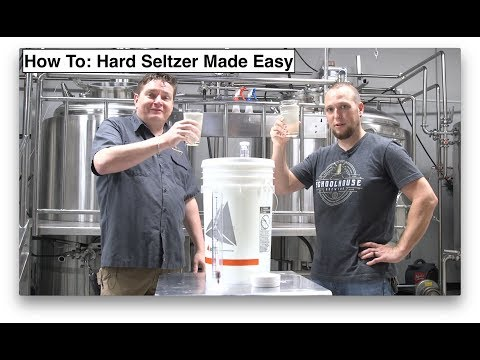 wine article How To Hard Seltzer Made Easy 2019
