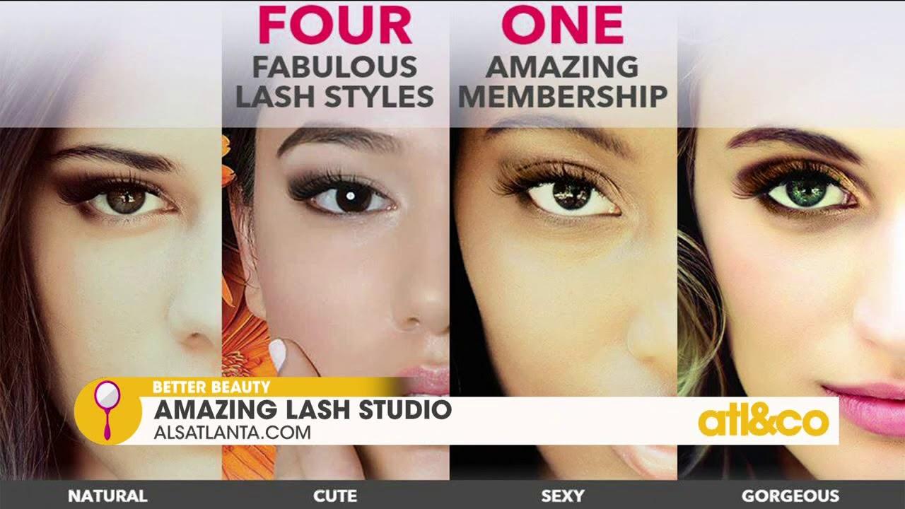 Lash Talk With Amazing Lash Studio Youtube