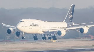 FIRST BOEING 747 in NEW LUFTHANSA colors - Which one is better, old or new?
