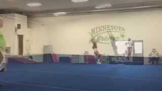 Minnesota Xtreme All Star Cheer And Tumbling, Rochester, Mn 55901 - Tuesday Level 3 Class