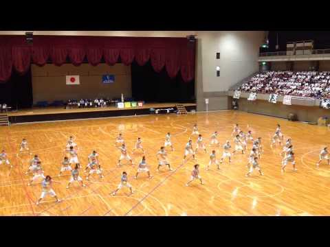 Yokohama Seifu High School Dance Group