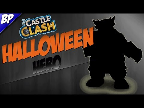 Castle Clash Halloween Hero?