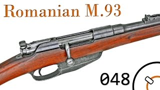 Small Arms of WWI Primer 048: Romanian Mannlichers