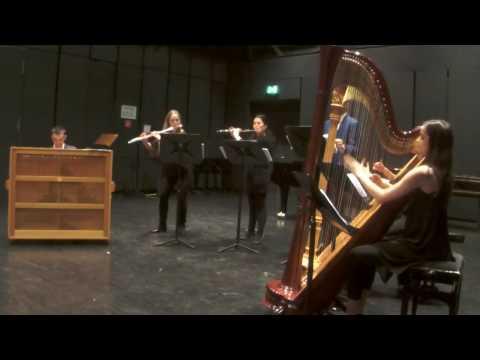 """Debussy """"Chansons de Bilitis"""""""