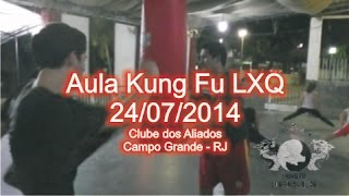 Aula de Kung fu Long Xing Quan