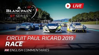 1000k MAIN RACE - Blancpain GT Series 2019 - Endurance - ENGLISH