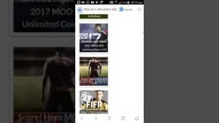 Andro Palace Mod Pes17apk  And Data