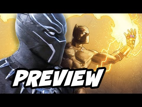 Download Youtube: Black Panther Preview Breakdown - Marvel Comic Con 2017