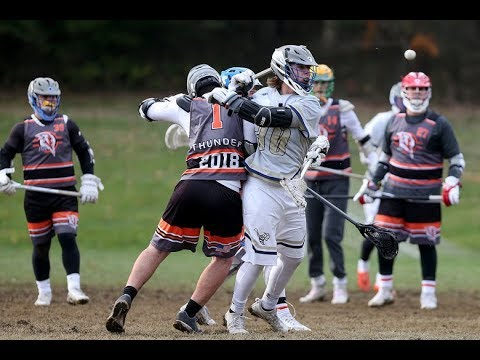 Caison Dillon Class of 2019 Fall Lacrosse Highlights (No Music)