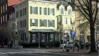 """White House History 31: """"The White House Neighborhood Revisited"""""""